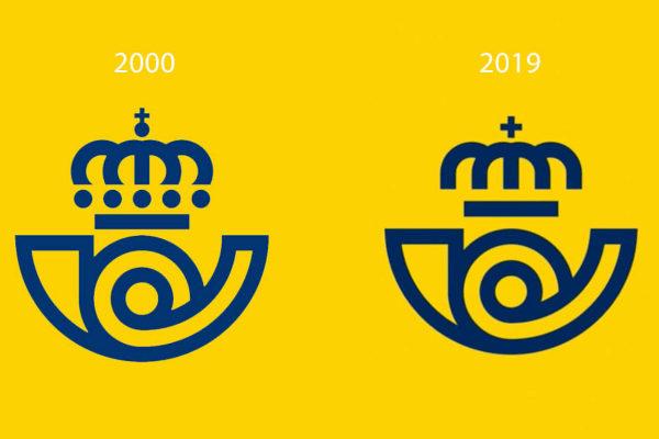 Cambio logo Correos - El Rincón de Asap