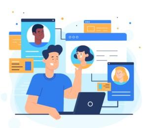 Aplicaciones web para el teletrabajo