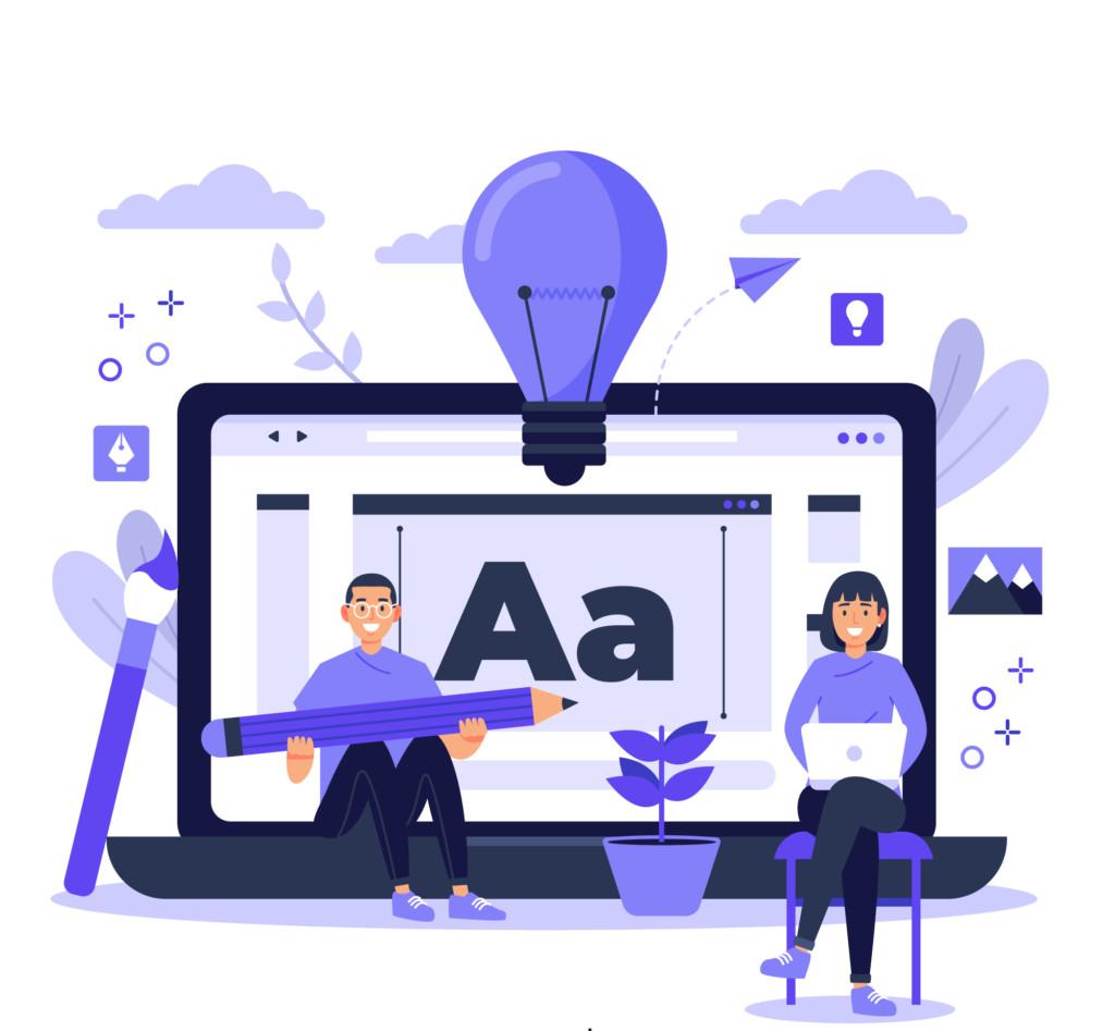 Crear una página web de calidad