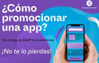 promocionar una app