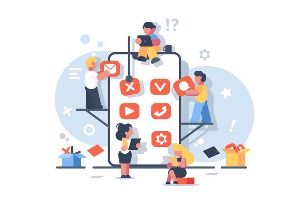 Blog sobre desarrollo web y apps