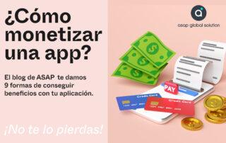 Monetizar una App