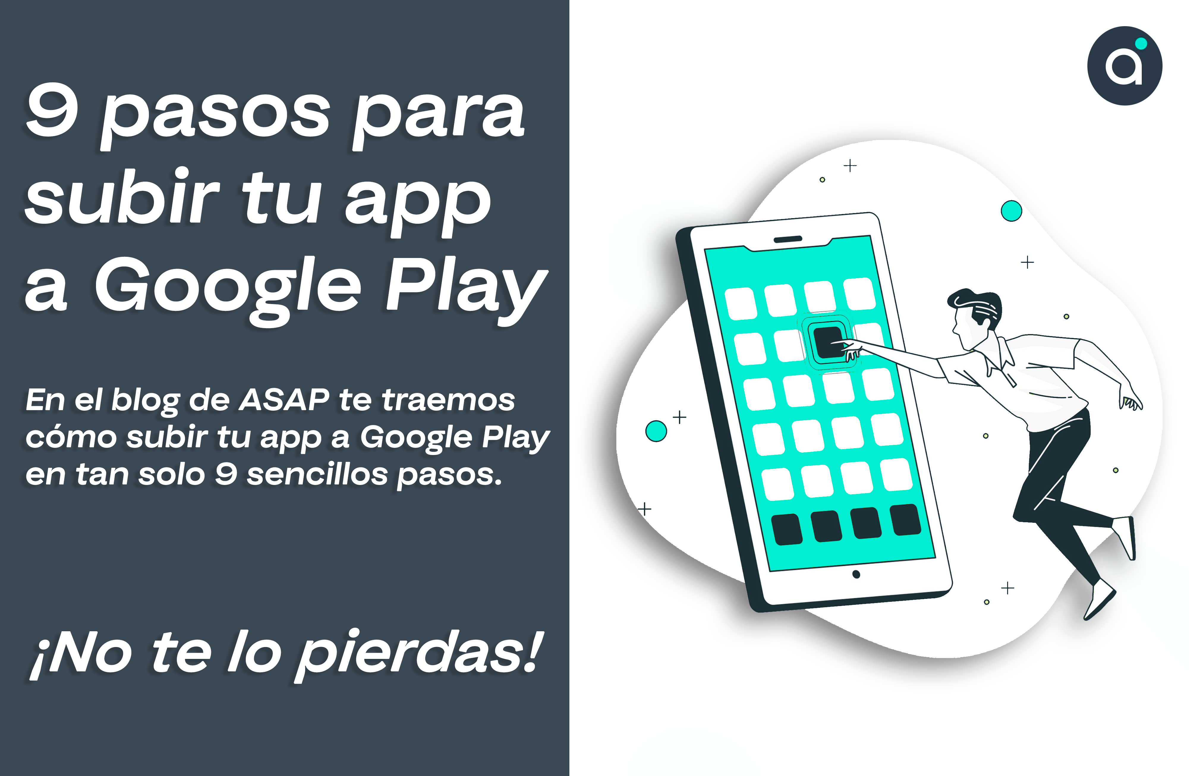 Subir tus apps a Google