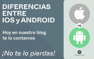 Diferencias entre IOS y Android