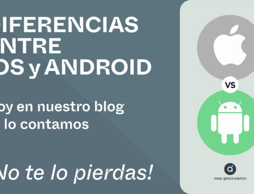 6 Diferencias entre iOS y Android